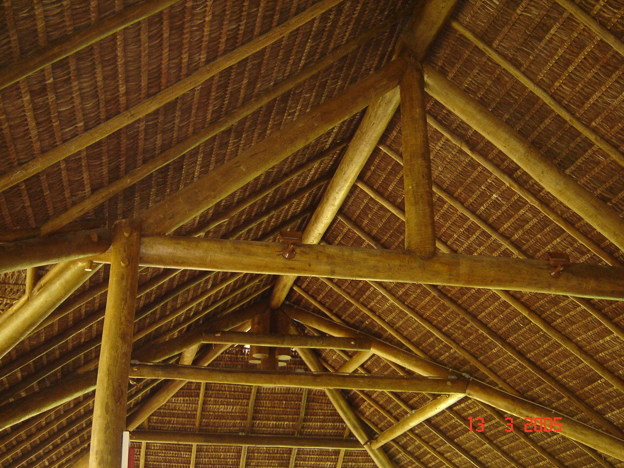 Detalhe estrutura