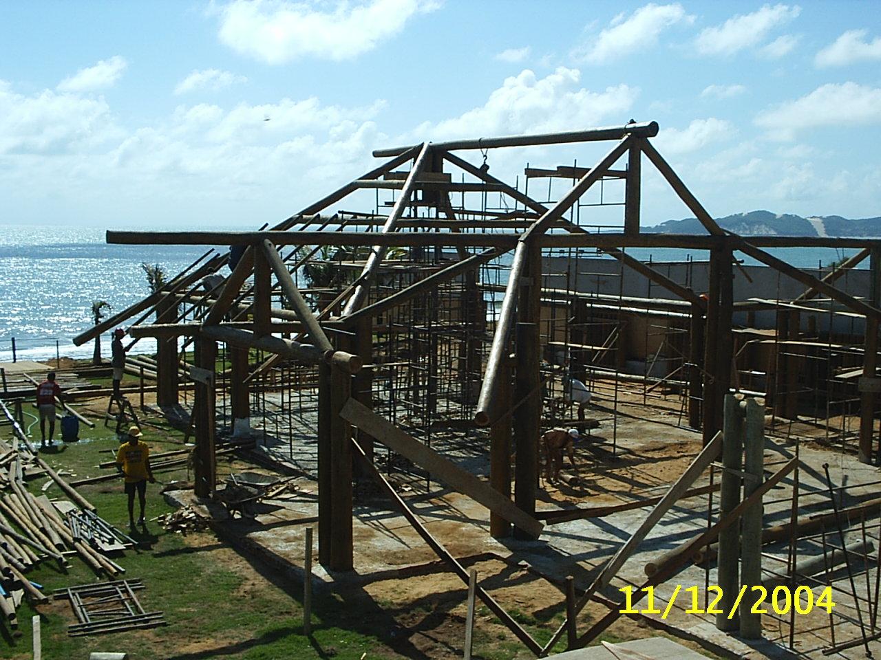 Execução estrutura