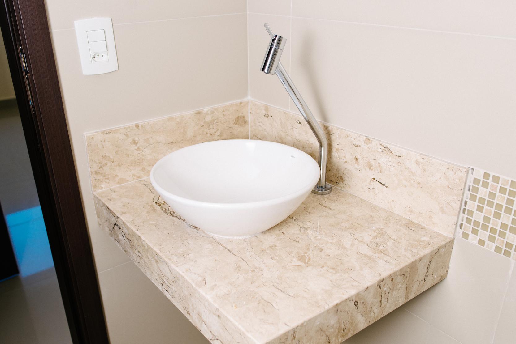 Banheiro - detalhe