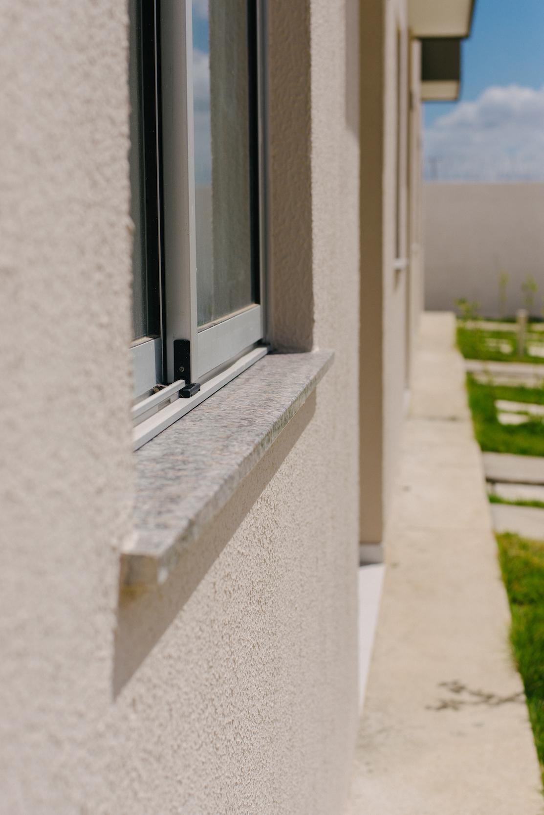 Detalhe janela
