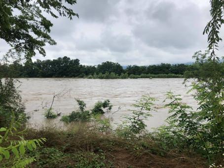 2018.7月:豪雨災害の長野での状況について