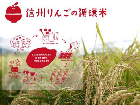 2018.10月:信州三木農園らしい新米をお届けします!
