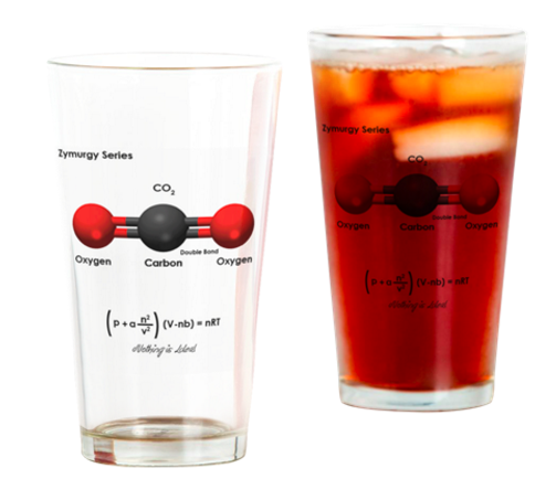 Zymology beverage glasses