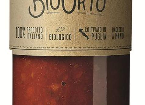 Sugo Pomodoro e Basilico, 185 ml im Glas, BIO