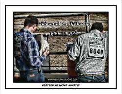 Rodeo #6 Pray