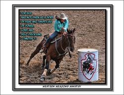 Barrel Poster #4 Our Spirit