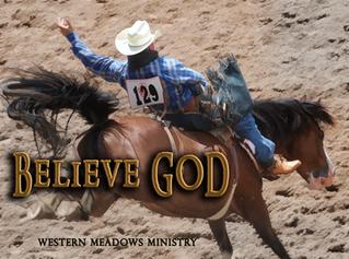 Believe GOD-Prayer 3