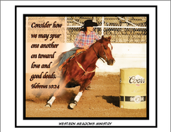 Barrel Poster #11 Spur One Another