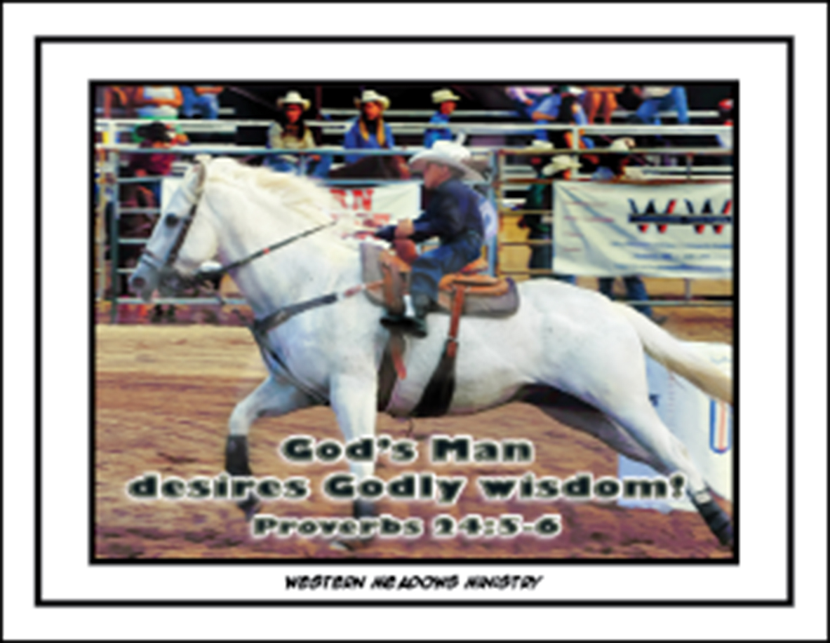 Rodeo #5 Godly Wisdom