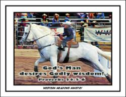 Rodeo #5 Godly Wisdom