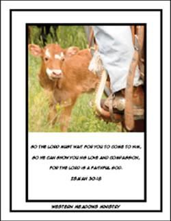Ranch #7 Faithful God