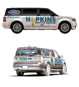Hopkins Ford Wrap