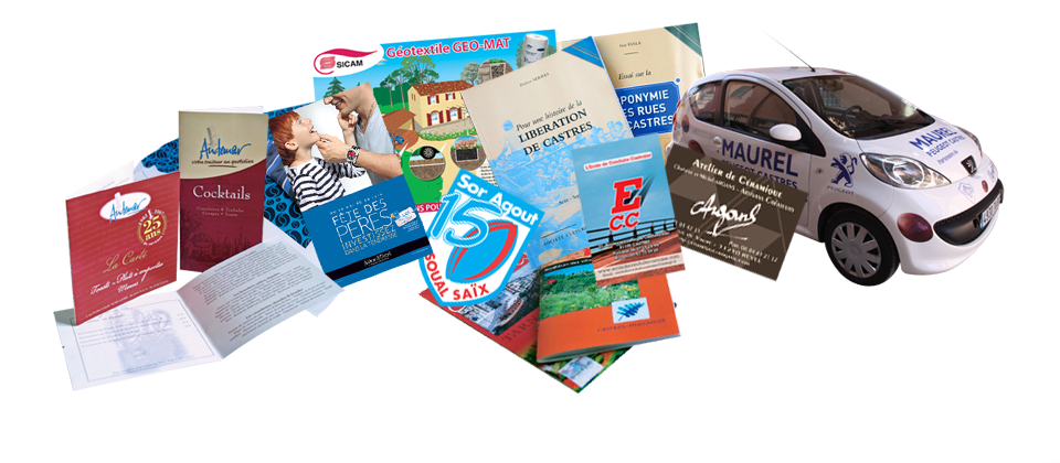 Grassroots Marketing...Flyers . Brochures . Mailers