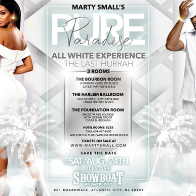 Pure White Party