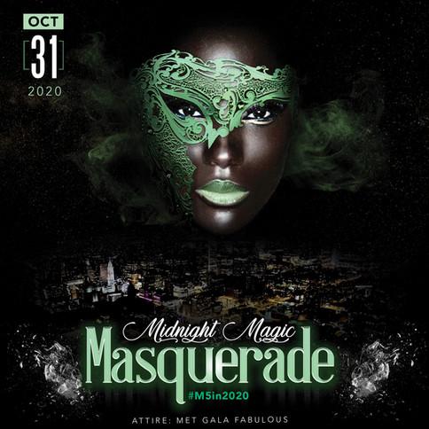 M5 Masquerade Party