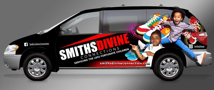 Smith Divine Truck Wrap