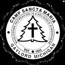 Camp Sancta Maria logo pic.png