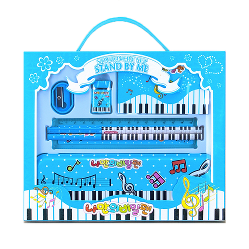 Music Pencil Box Set