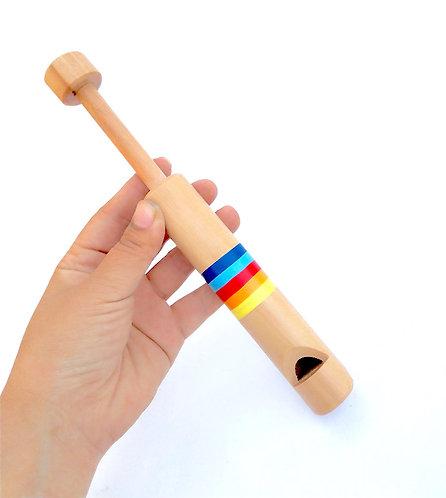 Wood Slide Whistle