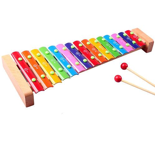 Colour Glockenspiel 2 (8-15 Keys)