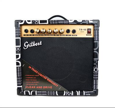 Gilbert Electric Bass Amplifier (40 watt)