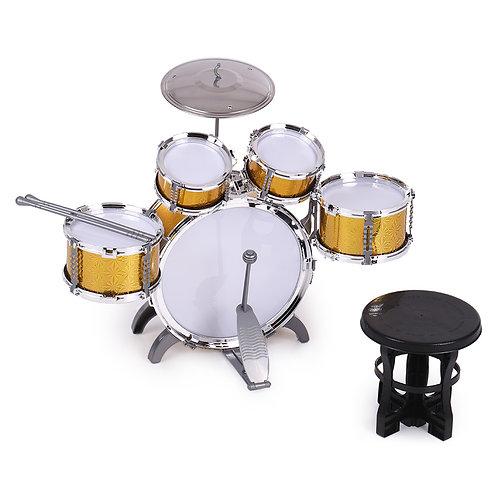 Kids 6 Piece Drum Set