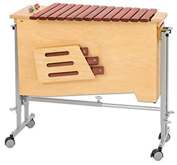 Rolling ORFF Stand (Soprano, Alto, Bass)