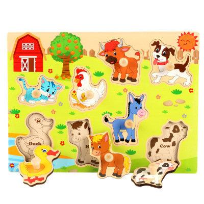 Animal Farm Puzzle Set