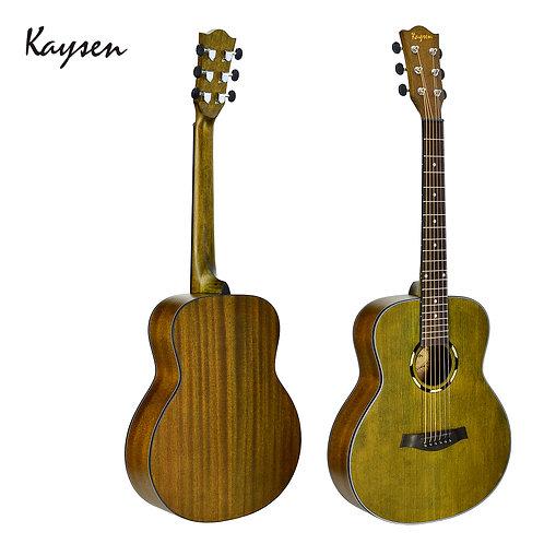 "Kaysen Acoustic Guitar (36"" Spruce Wood, W/O Pickup)"