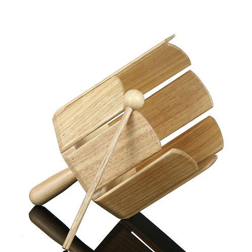 Multi-Tone Wood Block (10-32cm)