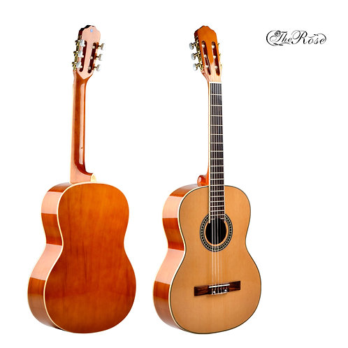 "The Rose Classical Guitar (36"",39"" Spruce Wood, W/O Pickup)"