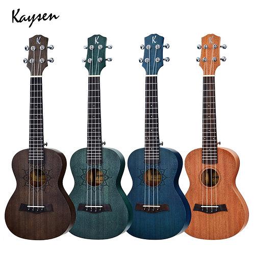 """Kaysen Ukulele (21"""", 23"""", 26"""" Mahagony Wood, W/O Pickup)"""