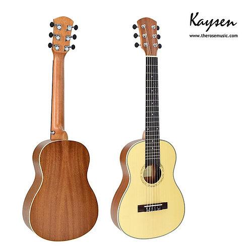 "Kaysen Guitarlele (30"" Spruce/ Sapele Wood, W/O Pickup)"