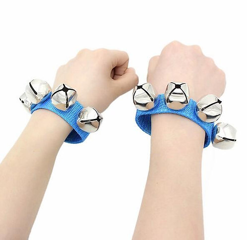 Wrist/Ankle Bell Pair