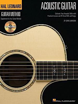 Hal Leonard Acoustic Guitar Method (Book/Online Audio)