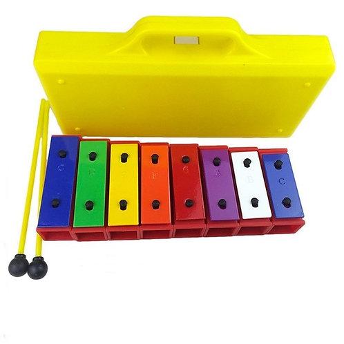 Colour Resonator Bars (8 Keys Standard Version)