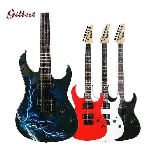 Gilbert Super Strat Electric Guitar