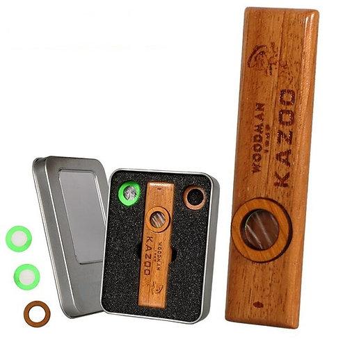Wood Kazoo