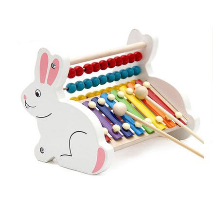 Rabbit Glockenspiel 8 Keys