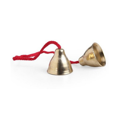 Copper Bell String Pair