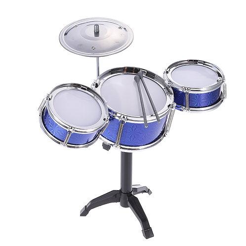 Kids 3 Piece Drum Set
