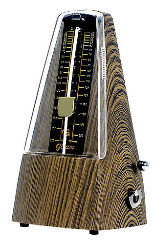 GLEAM Analog Metronome