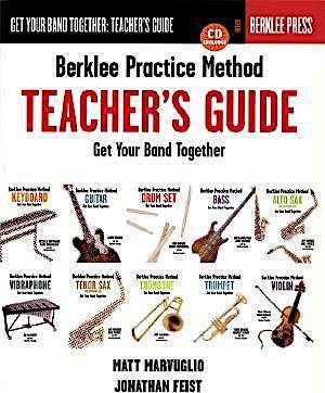 Berklee Practice Method : Get Your Band Together Teacher's Guide