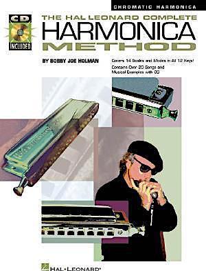 The Complete Harmonica Method (Book/Online Audio)