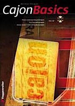 Cajon Basics (Book/CD Set )