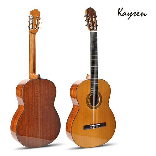 "Kaysen Classical Guitar (39"" AA+ Cedar & Mahogany Wood W/O Pickup)"