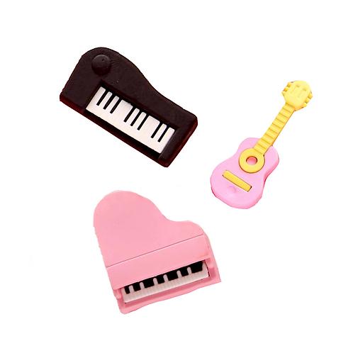 Music Erasers