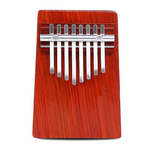Kalimba Red Mahogany (8-10 Keys)