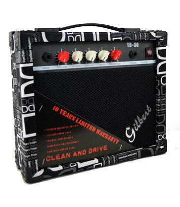Gilbert Electric Bass Amplifier (30 watt)
