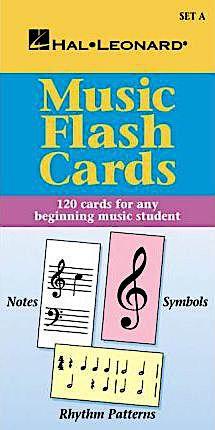 Music Flash Cards (Notes, Symbols & Rhythm Patterns)